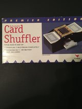 Card Shuffler in Houston, Texas