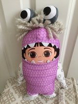 "NEW! 12"" BOO Doll Monsters Inc. in Naperville, Illinois"