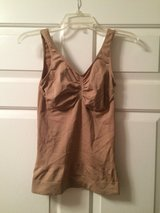 Good Condition Nude Nylon/Spandex Tank Top Size 14/16 in Camp Lejeune, North Carolina