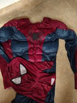 spiderman costume L 10-12 in Fort Bliss, Texas