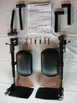 Wheelchair leg/foot rest kit in Naperville, Illinois