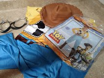 woody costume size M 7-8 in Fort Bliss, Texas