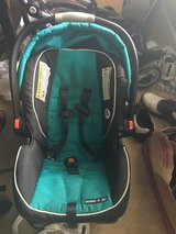 Infant car seat and snug and ride stroller in Jacksonville, Florida