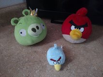 angry birds king pig,red,small blue pencil topper in Fort Bliss, Texas