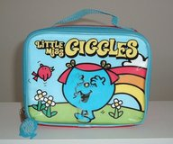 Girls Little Miss Giggles Inulated School Lunch Bag Box in Morris, Illinois