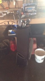 Mens dyna tour golf clubs with bag in Fort Drum, New York