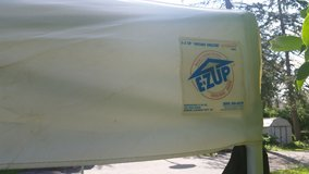 EZ UP! Tent Enterprise Model Gen II w/storage bag in Aurora, Illinois