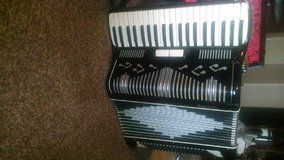 Accordian in Spring, Texas