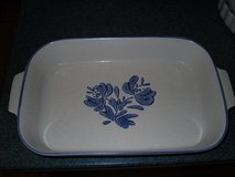 "pfaltzgraff yorktowne 12x7-3/4"" bkg dish in Chicago, Illinois"