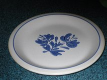 pfaltzgraff yorktowne salad/cake plates in Chicago, Illinois