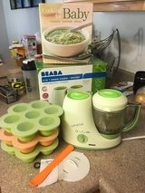 Beaba BabyCook with accessories in Temecula, California