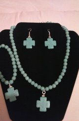 Necklace Bracelet and Earring's set in Fort Sam Houston, Texas