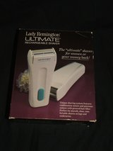 Lady Remington Ultimate Rechargeable Shaver Vintage Model ULTW-1 NEW in Batavia, Illinois