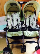 Combi double stroller***reduced price *** in Okinawa, Japan