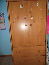 Armoire in Fort Riley, Kansas
