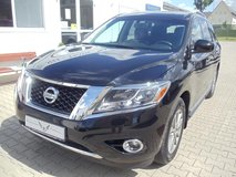 2014 Nissan Pathfinder in Ansbach, Germany