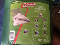 Coloeman Alabaster Sleeping Bags - 2 that can zip together in Ramstein, Germany