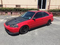 1998 HONDA CIVIC EX in DeRidder, Louisiana