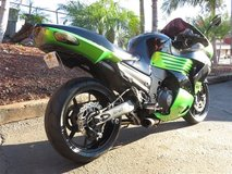 2011 Kawasaki ZX14 Custom in Oceanside, California