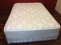 Full Size Mattress (Princenton) in Tomball, Texas