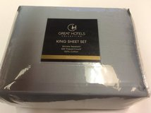 ***BRAND NEW***Great Hotels Collection King Size Sheet Set*** in Kingwood, Texas