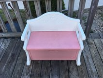 Girls Toy Box Bench in Fort Knox, Kentucky
