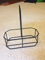 Wrought Iron holder in Naperville, Illinois