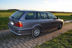 BMW 540i Touring automatic Station with new inspection and FREE DELIVERY in Hohenfels, Germany