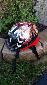 Small child bike helmet in Morris, Illinois