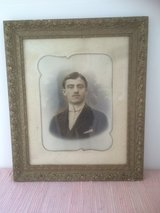 Wondetfull antique picture in frame from France in Ramstein, Germany