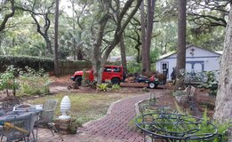 Storm clean up by LOW COUNTRY CRAFTERS! in Beaufort, South Carolina
