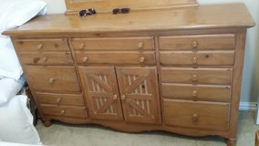 Drawer and mirror in Plano, Texas