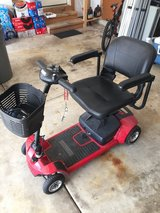Mobility scooter in Elgin, Illinois
