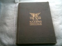 """""""The War of the Nations"""" Portfolio in Cleveland, Ohio"""