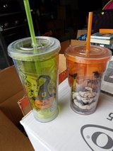 Halloween cups in Watertown, New York