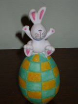 "bunny on easter egg-5"" in Glendale Heights, Illinois"