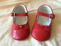 Red Leather Mary Janes - NEW in Vacaville, California