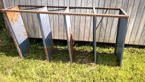 iron rack for shed in Fort Leonard Wood, Missouri