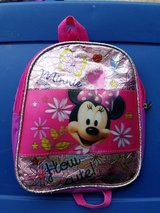 Small Minnie mouse backpack in Fort Drum, New York
