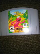 Elmo n64 game in Camp Lejeune, North Carolina