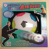 ULTRA GLOW AIR POWER SOCCER DISK in Glendale Heights, Illinois