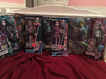 Monster High Doll Lot in Perry, Georgia