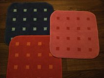 set of 3 area rugs in Fort Benning, Georgia