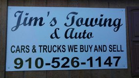 Buying cars trucks and vans and SUVs in Camp Lejeune, North Carolina