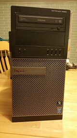 dell 9020mt-i7 4770-20 gigs of ram-512gig ssd & 1tb-2 x 1gig gpu cards in Philadelphia, Pennsylvania