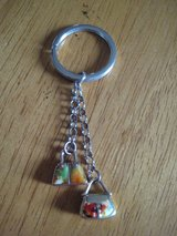 Sterling Silver (925) keychain *NEW* in Okinawa, Japan