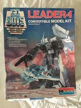 Leader-1 model GO-BOTS in Okinawa, Japan