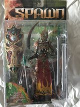 Mandarin Spawn action figure in Okinawa, Japan