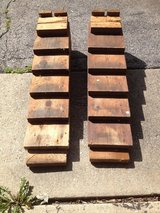 Homemade ramps in Glendale Heights, Illinois