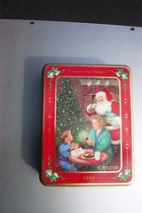 1993 OREO CRHISTMAS TIN in Bartlett, Illinois